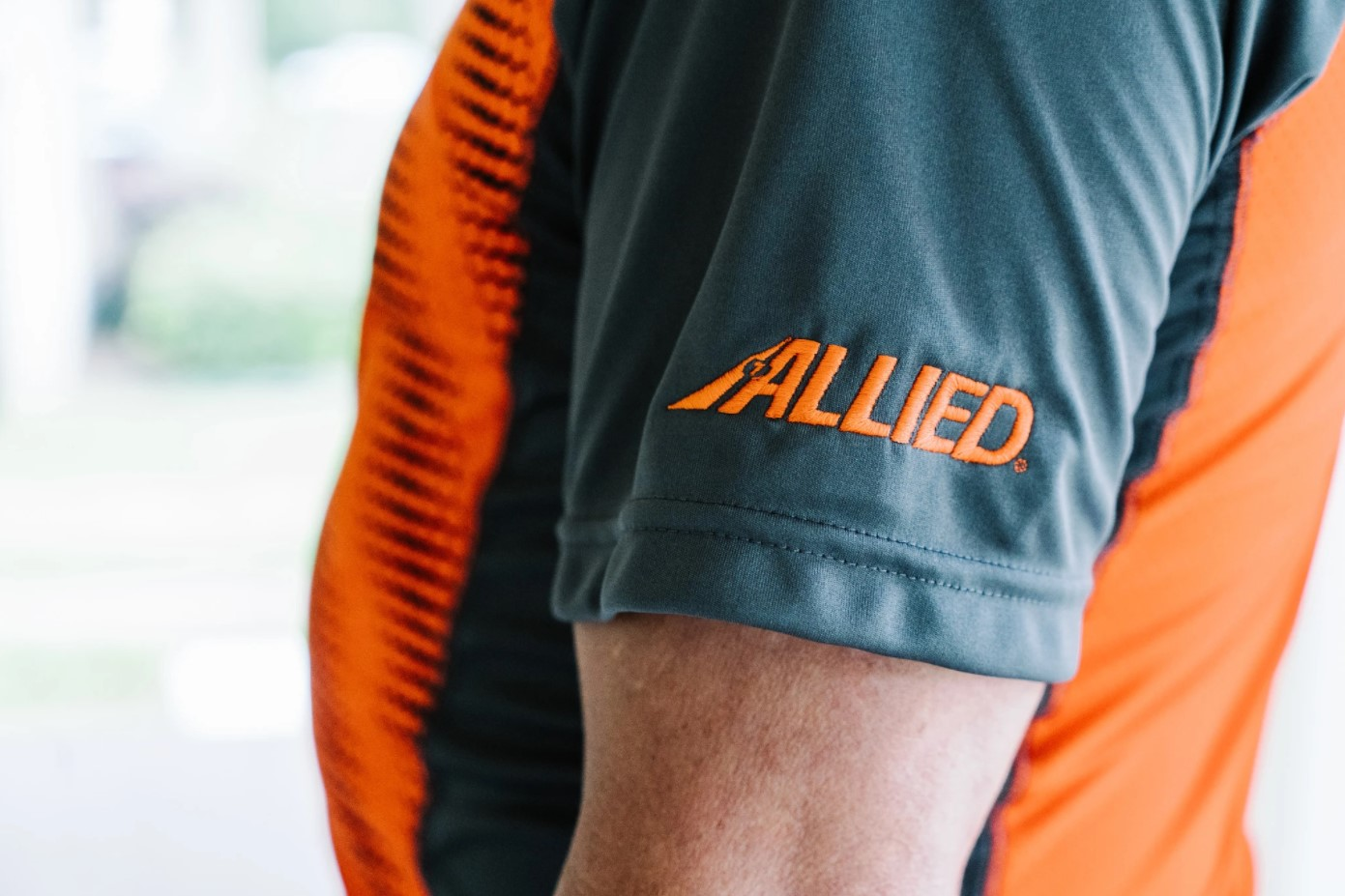 Allied Moving Shirt Sleeve