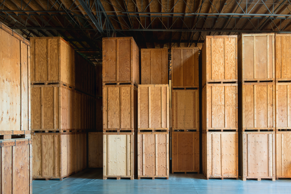 Warehouse Storage Facility